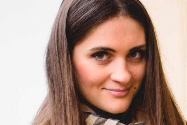 Oleksandra Sinchura